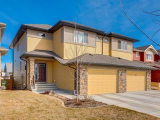 Photo 31: 142 Sagewood Drive SW: Airdrie Semi Detached for sale : MLS®# A1068631