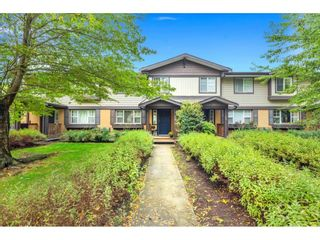 """Photo 1: 14 45535 SHAWNIGAN Crescent in Chilliwack: Vedder S Watson-Promontory Townhouse for sale in """"DEMPSEY PLACE"""" (Sardis)  : MLS®# R2619618"""