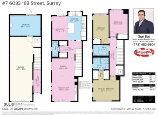 Photo 36: 7 6033 168 Street in Surrey: Cloverdale BC Townhouse for sale (Cloverdale)  : MLS®# R2587645
