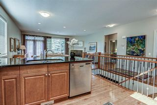 Photo 10: 7 ELYSIAN Crescent SW in Calgary: Springbank Hill Semi Detached for sale : MLS®# A1104538