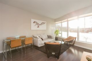"""Photo 5: 103 181 W 1ST Avenue in Vancouver: False Creek Condo for sale in """"THE BROOK"""" (Vancouver West)  : MLS®# R2227937"""
