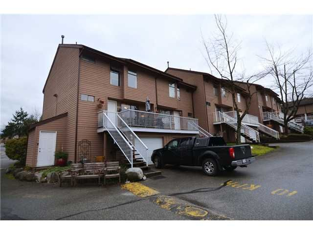 Main Photo: 431 LEHMAN Place in Port Moody: North Shore Pt Moody Condo for sale : MLS®# V929359