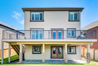 Photo 40: 592 Windridge Road SW: Airdrie Detached for sale : MLS®# A1099612
