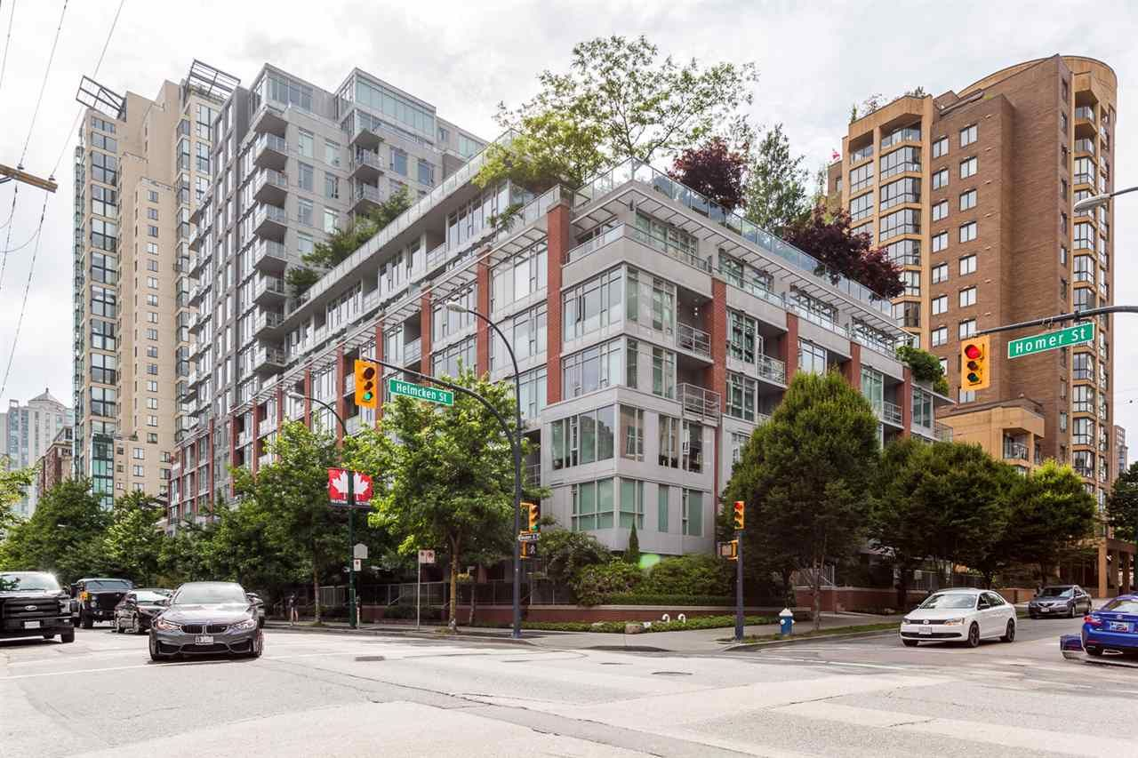 Main Photo: 1202 1133 Homer St in Vancouver: Yaletown Condo for sale (Vancouver West)  : MLS®# R2541783