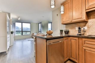 """Photo 10: 1605 2982 BURLINGTON Drive in Coquitlam: North Coquitlam Condo for sale in """"Edgemont by BOSA"""" : MLS®# R2500283"""