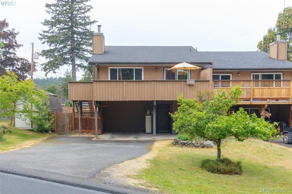 Main Photo: C 585 Prince Robert Dr in VICTORIA: VR View Royal Half Duplex for sale (View Royal)  : MLS®# 789088
