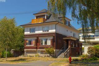 Photo 2: 1148 Oscar St in VICTORIA: Vi Fairfield West Quadruplex for sale (Victoria)  : MLS®# 766028