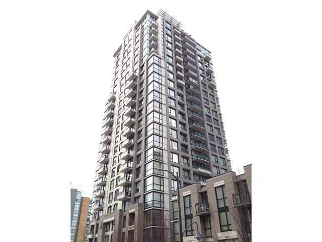Main Photo: 2301 1295 RICHARDS STREET in : Downtown VW Condo for sale : MLS®# V929347