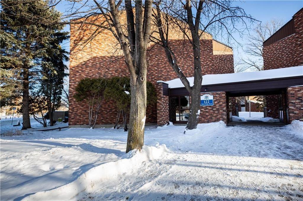 Main Photo: 424 122 Quail Ridge Road in Winnipeg: Heritage Park Condominium for sale (5H)  : MLS®# 202100045