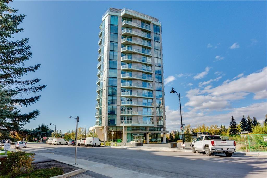 Photo 33: Photos: 607 738 1 Avenue SW in Calgary: Eau Claire Apartment for sale : MLS®# C4272230