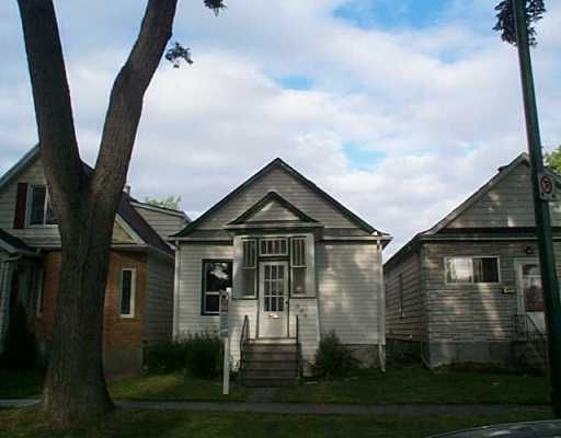 Main Photo: 595 ALVERSTONE Street in WINNIPEG: West End / Wolseley Single Family Detached for sale (West Winnipeg)  : MLS®# 2410099