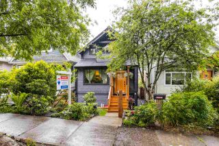 Photo 1: 793 E 22ND Avenue in Vancouver: Fraser VE House for sale (Vancouver East)  : MLS®# R2466035