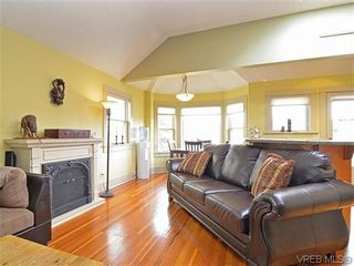 Photo 6: 4 118 St. Lawrence Street in VICTORIA: Vi James Bay Residential for sale (Victoria)  : MLS®# 319014