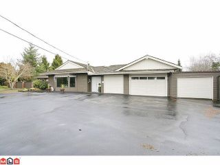 Main Photo: 16779 EDGEWOOD Drive in Surrey: Grandview Surrey House for sale (South Surrey White Rock)  : MLS®# R2552632