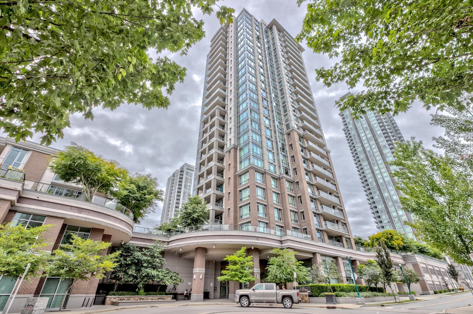 """Main Photo: 2506 1155 THE HIGH Street in Coquitlam: North Coquitlam Condo for sale in """"M ONE"""" : MLS®# R2617645"""