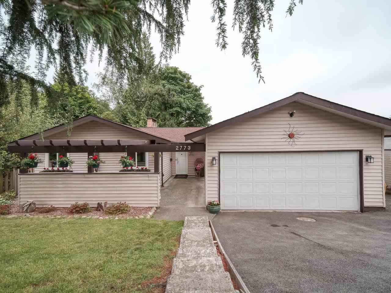 Photo 2: Photos: 2773 DAYBREAK Avenue in Coquitlam: Ranch Park House for sale : MLS®# R2457912