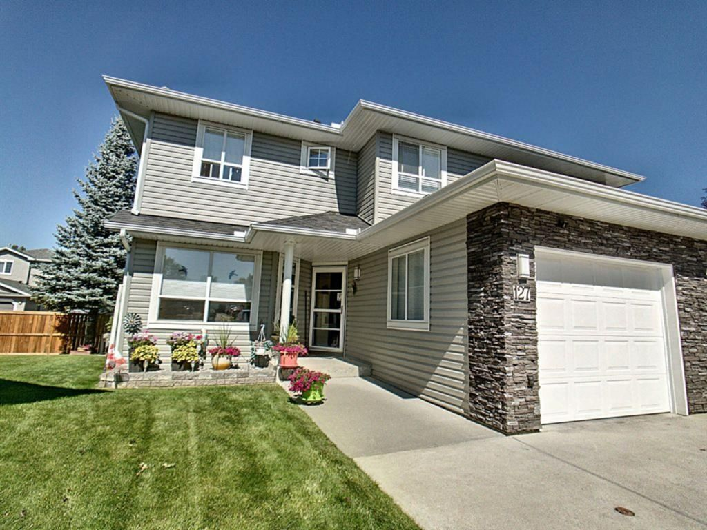 Main Photo: 127 55 Fairways Drive NW: Airdrie Semi Detached for sale : MLS®# A1144345