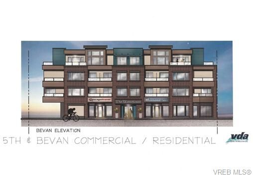 Main Photo: 309 2409 Bevan Ave in SIDNEY: Si Sidney South-East Condo for sale (Sidney)  : MLS®# 701563