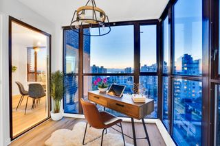 """Photo 6: 1406 1003 PACIFIC Street in Vancouver: West End VW Condo for sale in """"SEASTAR"""" (Vancouver West)  : MLS®# R2601832"""