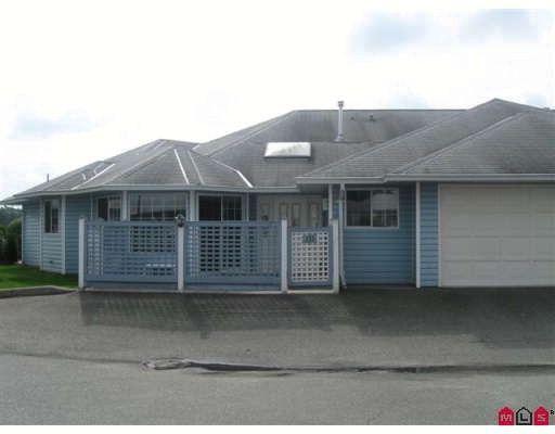 "Main Photo: 131 1450 MCCALLUM Road in Abbotsford: Poplar Townhouse for sale in ""CROWN POINT VILLA"" : MLS®# F2908090"