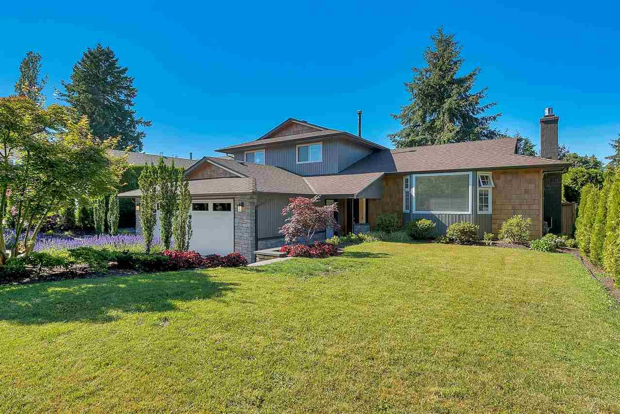 Main Photo: 15471 ROPER AVENUE in : White Rock House for sale : MLS®# R2442778
