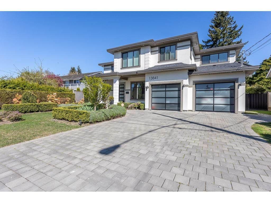 Main Photo: 13841 BLACKBURN AVENUE: White Rock House for sale (South Surrey White Rock)  : MLS®# R2567623