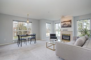 "Photo 1: 304 15895 84 Avenue in Surrey: Fleetwood Tynehead Condo for sale in ""ABBEY ROAD"" : MLS®# R2563322"