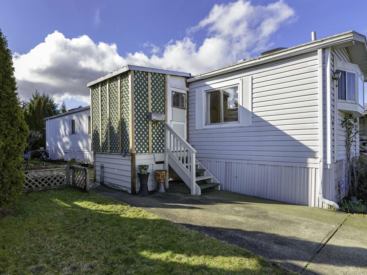 Photo 4: Photos: 64 390 Cowichan Ave in COURTENAY: CV Courtenay East Manufactured Home for sale (Comox Valley)  : MLS®# 833987