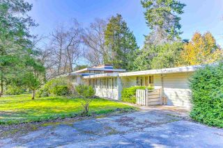 Photo 1: 5689 MCMASTER Road in Vancouver: University VW House for sale (Vancouver West)  : MLS®# R2580915