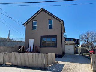 Photo 1: 130 Higgins Avenue in Winnipeg: Point Douglas Residential for sale (9A)  : MLS®# 202121889