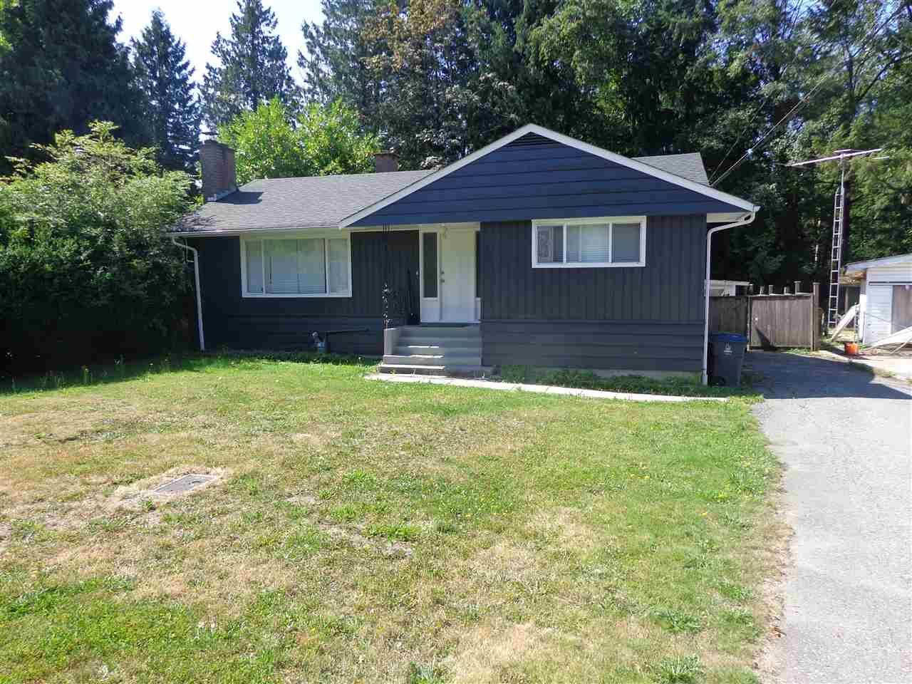 Main Photo: 10025 PARK Drive in Surrey: Cedar Hills House for sale (North Surrey)  : MLS®# R2394711