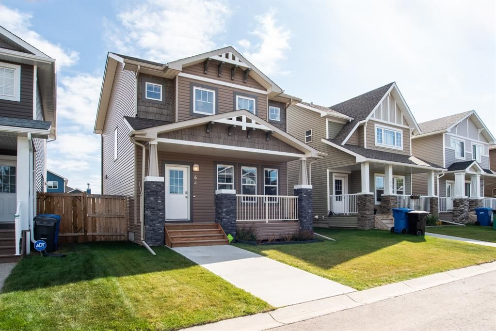 Main Photo: 64 Mackenzie Way: Carstairs Detached for sale : MLS®# A1036489