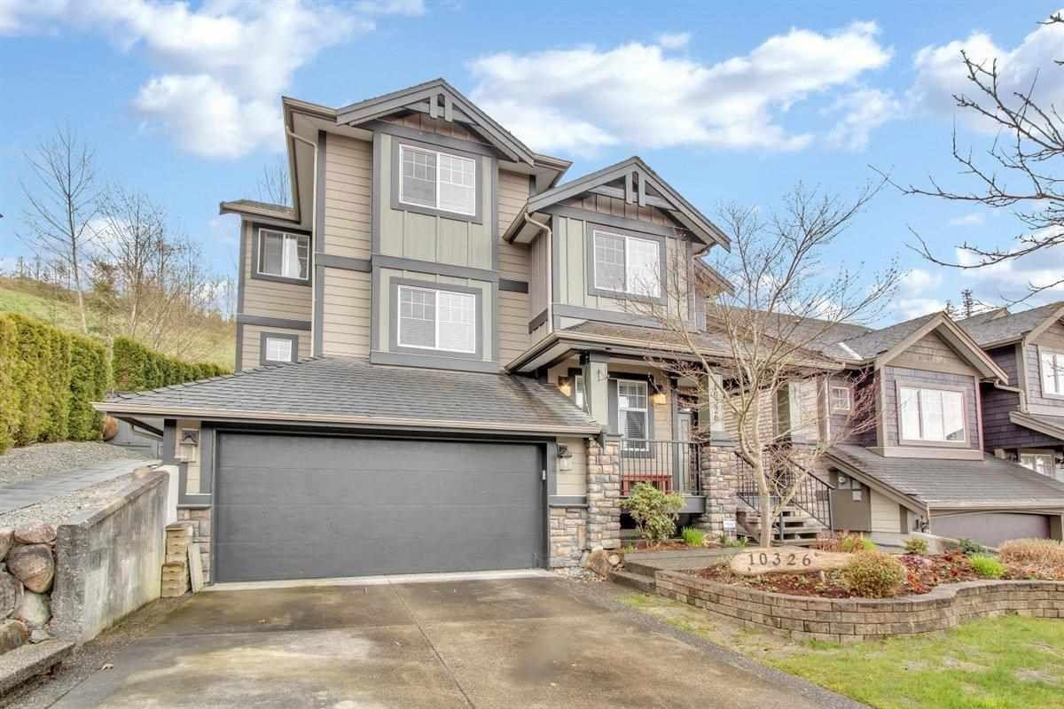 Main Photo: 10326 MCEACHERN STREET in Maple Ridge: Albion House for sale : MLS®# R2581711