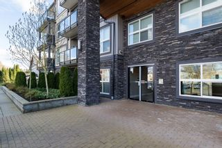 """Photo 27: 407 20630 DOUGLAS Crescent in Langley: Langley City Condo for sale in """"BLU"""" : MLS®# R2049078"""