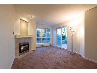 "Photo 3: # 106 8495 JELLICOE ST in Vancouver: Fraserview VE Condo for sale in ""RIVER GATE"" (Vancouver East)  : MLS®# V1009758"