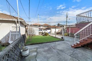 Photo 28: 765 E 51ST Avenue in Vancouver: South Vancouver House for sale (Vancouver East)  : MLS®# R2542370