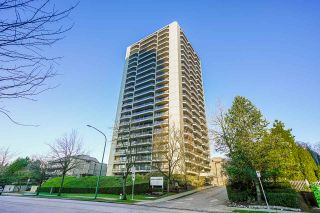 """Photo 2: 1607 4353 HALIFAX Street in Burnaby: Brentwood Park Condo for sale in """"Brent Garden"""" (Burnaby North)  : MLS®# R2531063"""