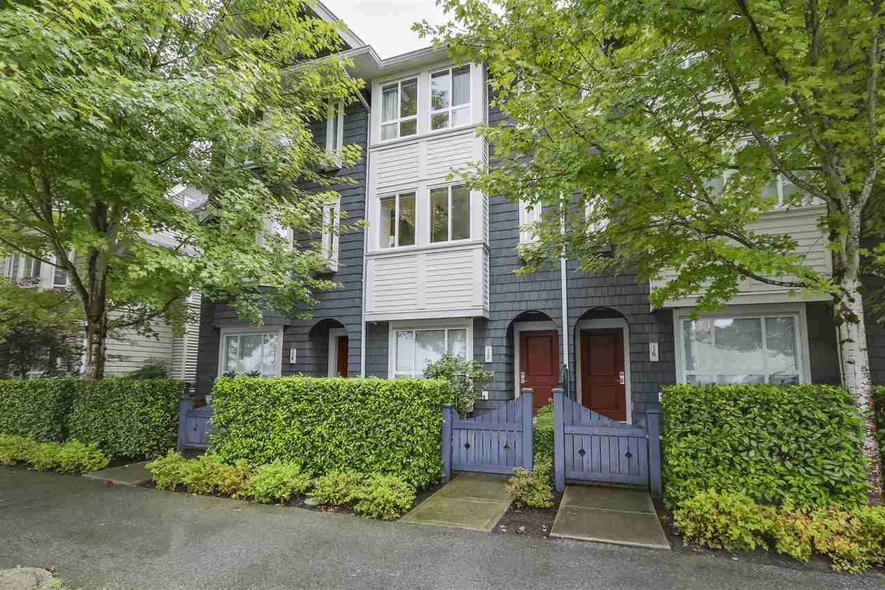 """Main Photo: 15 2418 AVON Place in Port Coquitlam: Riverwood Townhouse for sale in """"LINKS BY MOSAIC"""" : MLS®# R2305870"""