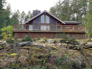 Photo 1: 686 WILKS Road: Mayne Island House for sale (Islands-Van. & Gulf)  : MLS®# R2549140