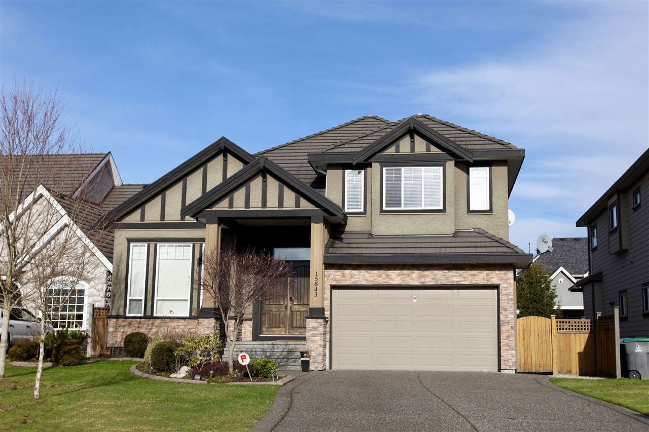 """Main Photo: 15843 108A Avenue in Surrey: Fraser Heights House for sale in """"FRASER HEIGHTS"""" (North Surrey)  : MLS®# R2335748"""