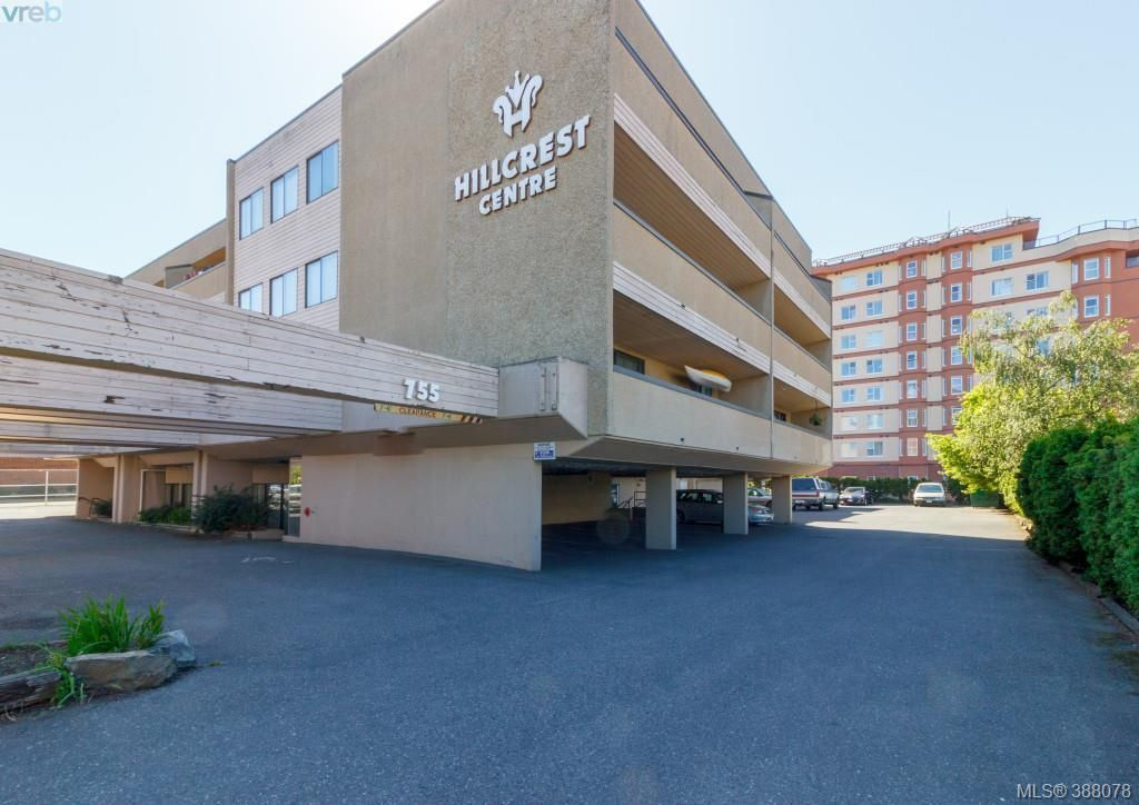 Main Photo: 408 755 Hillside Ave in VICTORIA: Vi Hillside Condo for sale (Victoria)  : MLS®# 779787