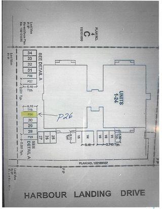 Photo 24: 203 4570 Harbour Landing Drive in Regina: Harbour Landing Residential for sale : MLS®# SK852783