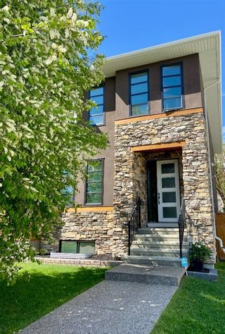 Photo 1: 622 20 Avenue NW in Calgary: Mount Pleasant Semi Detached for sale : MLS®# A1120520