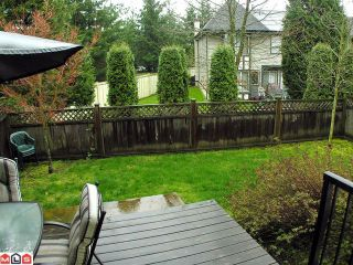 Photo 10: 11 6588 188th Street in Surrey: Cloverdale BC Townhouse for sale (Cloverdale)  : MLS®# F1208447