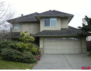 Photo 1: 15810 82ND Avenue in Surrey: Fleetwood Tynehead House for sale : MLS®# F2907124