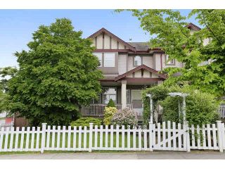 "Photo 1: 6798 184 Street in Surrey: Cloverdale BC 1/2 Duplex for sale in ""HEARTLAND"" (Cloverdale)  : MLS®# F1440702"