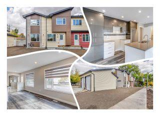 Photo 1: 9606 119 Avenue in Edmonton: Zone 05 House Half Duplex for sale : MLS®# E4237162