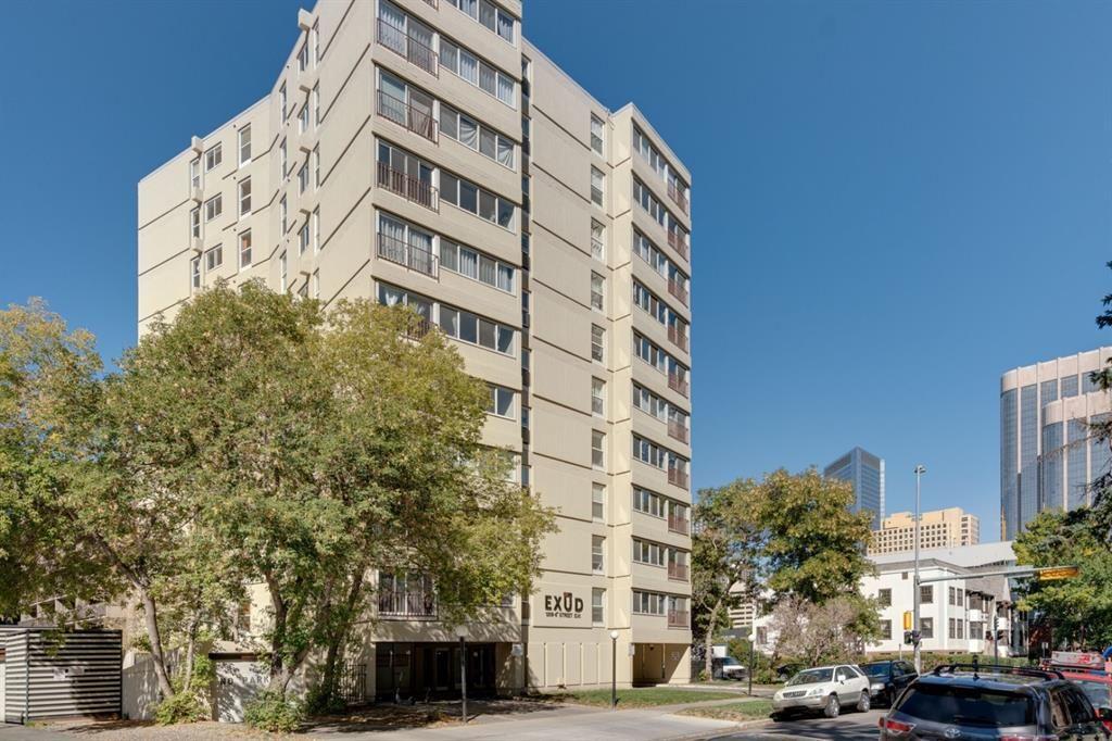 Exud - a fantastic apartment to condo conversion