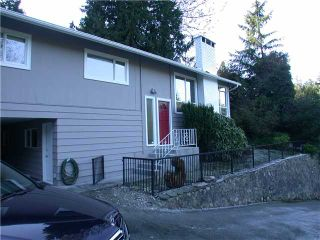 Main Photo: 5566 GALLAGHER Place in West Vancouver: Eagle Harbour House for sale : MLS®# V1095517