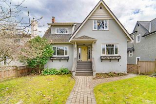 Main Photo: 4584 BLENHEIM Street in Vancouver: MacKenzie Heights House for sale (Vancouver West)  : MLS®# R2548311